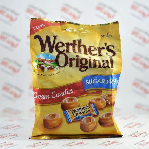 تافی وردرز اورجینال werthers originalمدل Cream