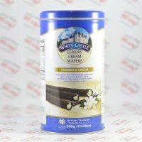 ویفر وایت کستل White Castle مدل Cookies & Cream