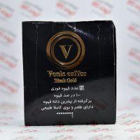 قهوه فوری پاکتی ونیز Veniz مدل Black Gold