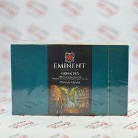 چای سبز کیسه ایی امیننت Eminent مدل Green Tea