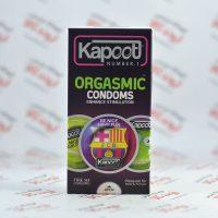کاندوم Kapoot مدل Orgasmic