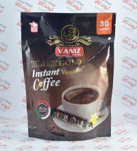 قهوه فوری ونیز Vaniz مدل Black Gold