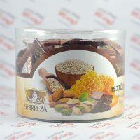حلوا کنجدی شیر رضا Shir Reza مدل Chocolate
