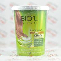 ماسک مو بیول Biol مدل Aloe vera