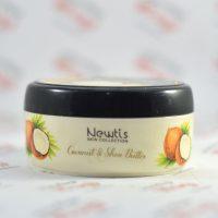 کرم مرطوب کننده نیوتیس Newtis مدل Coconut & Shea Butter