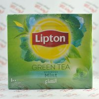 چای سبز لیپتون Lipton مدل Mint