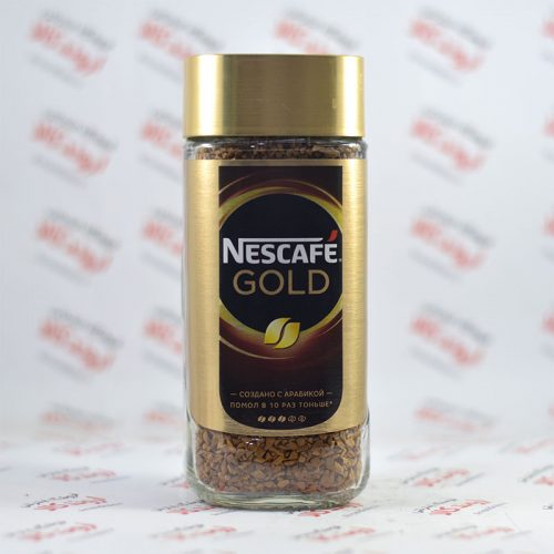 قهوه فوری نسکافه Nescafe مدل Gold(95)