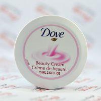 کرم بدن مرطوب کننده Dove مدل (Beauty Cream(75gr