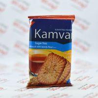 بیسکوییت آرد جو کامور Kamvar مدل Barely Flour