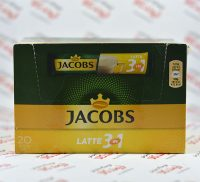 قهوه فوری جاکوبز Jacobs مدل Latte