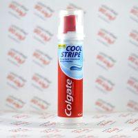 خمیر دندان پمپی کلگیت Colgate مدل Cool Stripe