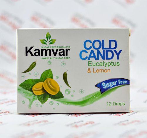 آبنبات ورقه ای بدون قند کامور Kamvar مدل Lemon