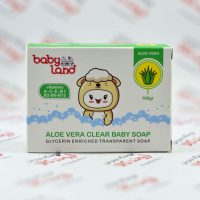 صابون بچه بی بی لند Baby Land مدل Aloe Vera