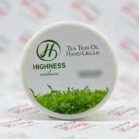 کرم دست و صورت هاینس Highness مدل Tea Tree Oil