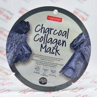 ماسک صورت نقابی پیوردرم Purederm مدل Charcoal