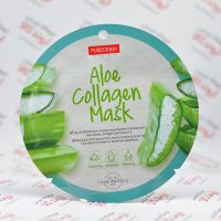 ماسک صورت نقابی پیوردرم Purederm مدل Aloe