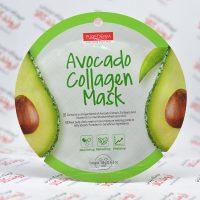 ماسک صورت نقابی پیوردرم Purederm مدل Avocado