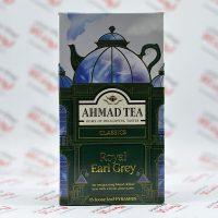 چای کسیه ای احمد Ahmad مدل Royal Earl Grey