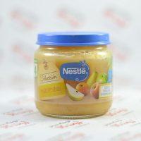 غذای کودک نستله Nestle طعم سیب و گلابی