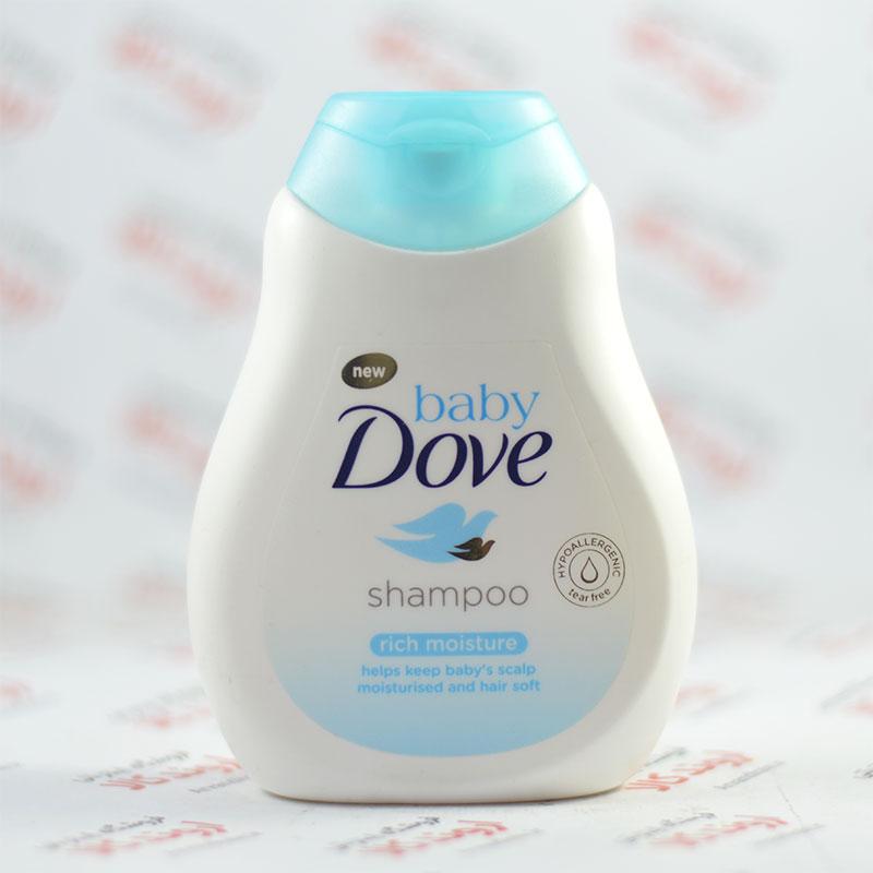 شامپو بچه داو Dove مدل Rich Moisture