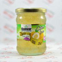 مربای رژیمی کامور Kamvar مدل Citron