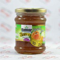 مربای رژیمی کامور Kamvar مدل Apricot