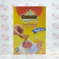 پودر شیرین کننده رژیمی ساشه ای کامور Kamvar