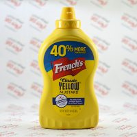 سس خردل فرنچ French's مدل Classic Yellow(567gr)