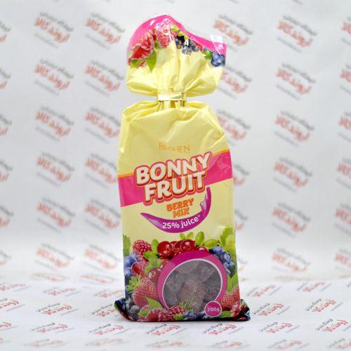شیرینی ژله ای روشن Roshen مدل Berry Mix
