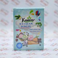پودر بستنی فوری با قند کاهش یافته کامور Kamvar مدل Cocoa