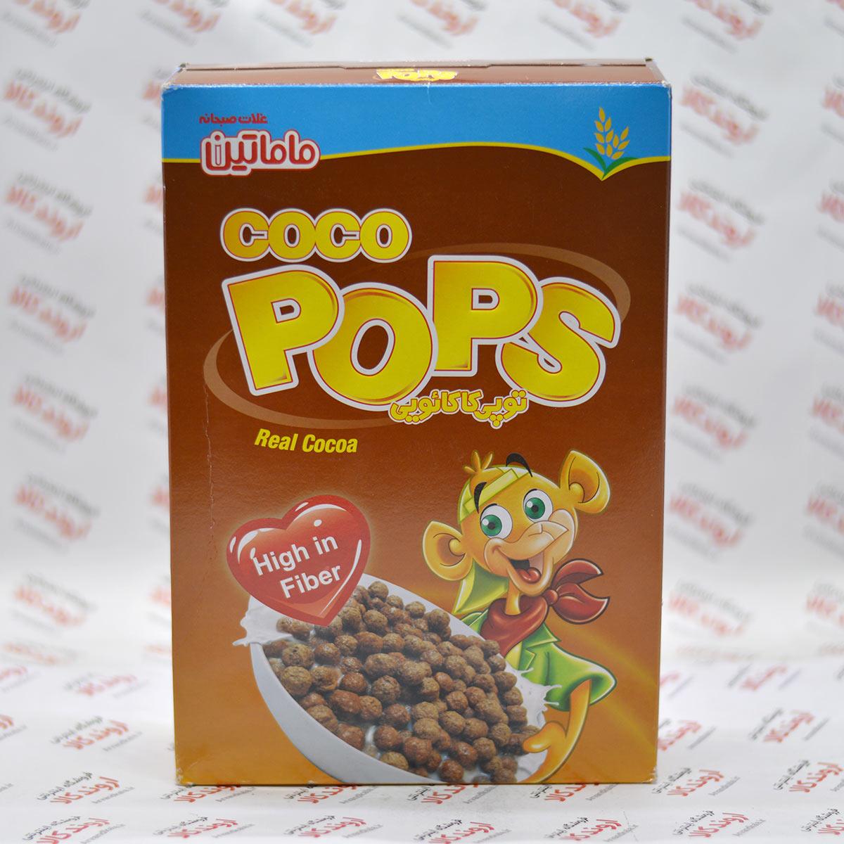 کورن فلکس صبحانه ماماتین Mamatin مدل Coco Pops