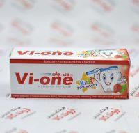 خمیر دندان کودکان وی-وان Vi-One مدل Kids
