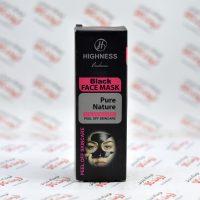 ماسک لایه بردار هاینس Highness مدل Black