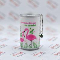 دستمال مرطوب فانتزی مدل Flamingo