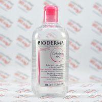 محلول پاک کننده آرایش بایودرما Bioderma مدل Crealine H2O