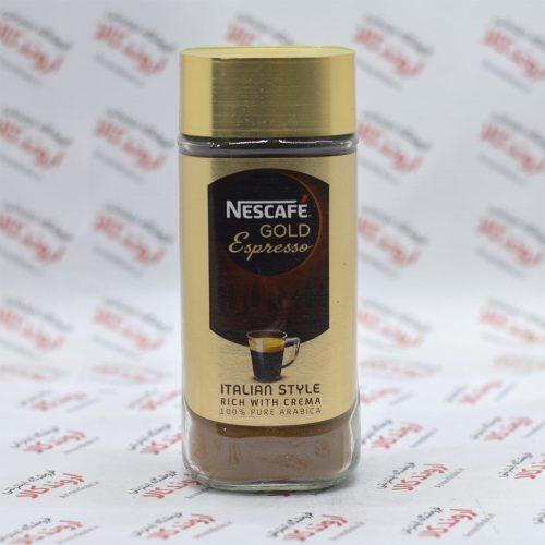 قهوه فوری اسپرسو نسکافه Nescafe مدل Italianstyle