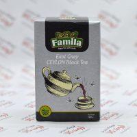 چای سیلان معطر فامیلا Famila مدل Earl Grey(100gr)