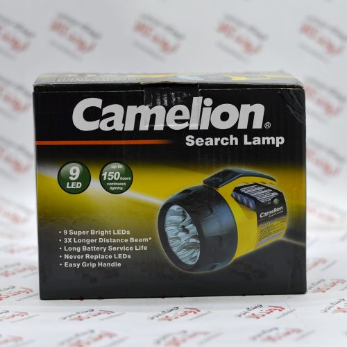 چراغ قوه کملیون Camelion مدل 9LED