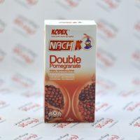 کاندوم تاخیری و تحریک کننده KODEX مدل Pomegranate