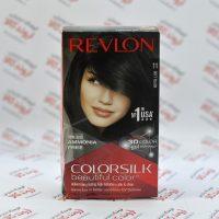 کیت رنگ مو رولون Revlon مدل 11 Soft Black