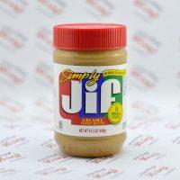 کره بادام زمینی جیف Jif مدل Simply creamy