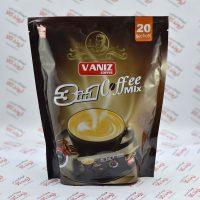 پودر مخلوط قهوه فوری ونیز Vaniz مدل 3in1