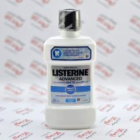 دهانشویه لیسترین Listerine مدل Advanced White