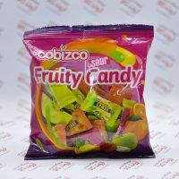 آبنبات مغزدار ترش کوبیزکو Cobizco مدل Fruity