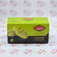 چای سیاه گلستان Golestan مدل Cardamom