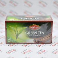 چای سبز گلستان Golestan مدل Cinnamon