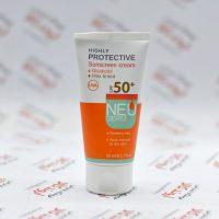 کرم ضد آفتاب رنگی نئودرم Neuderm مدل Dry Skin