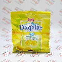 آبنبات بدون شکر داغلار Daghlar مدل Lemon-Anise