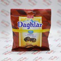 آبنبات بدون شکر داغلار Daghlar مدل Licorice