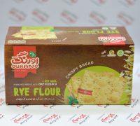 نان سنتی کاک اورنگ Ourang مدل Oat & Rye Flour